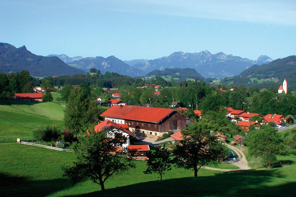 Lochnerhof am Samerberg