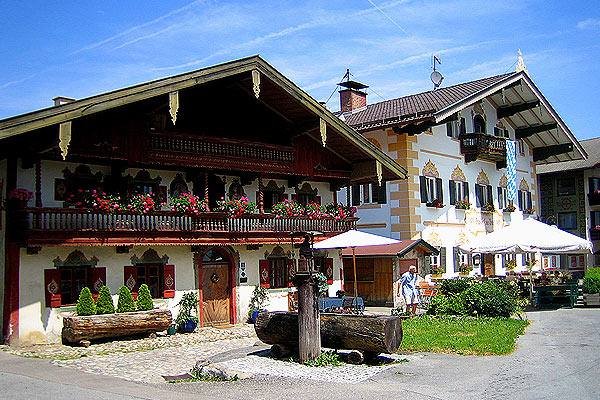 Gasthof Hotel Zur Post am Samerberg